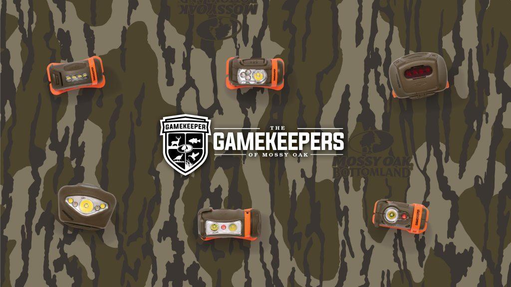 New: Mossy Oak Gamekeeper Headlamps