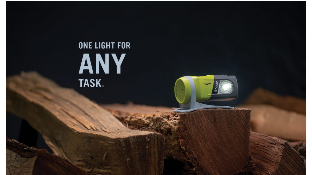 """One light for any task."""