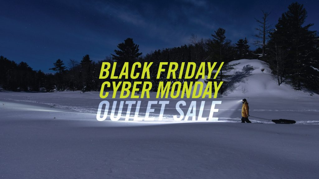 Black Friday/Cyber Monday Outlet Sale