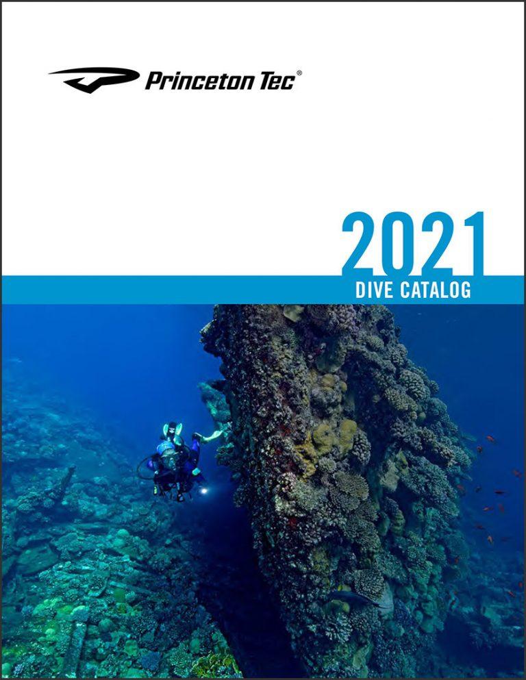 2021 Dive Catalog