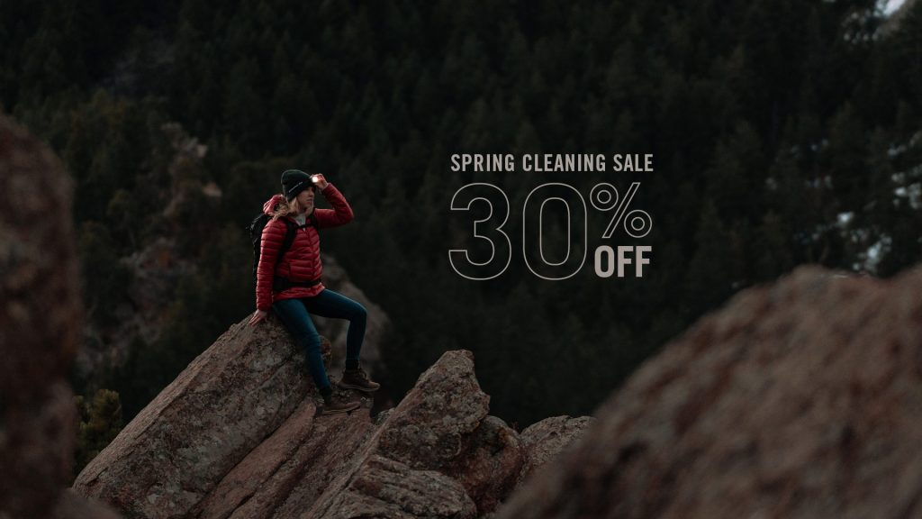 Spring Cleaning 30% Off Sale