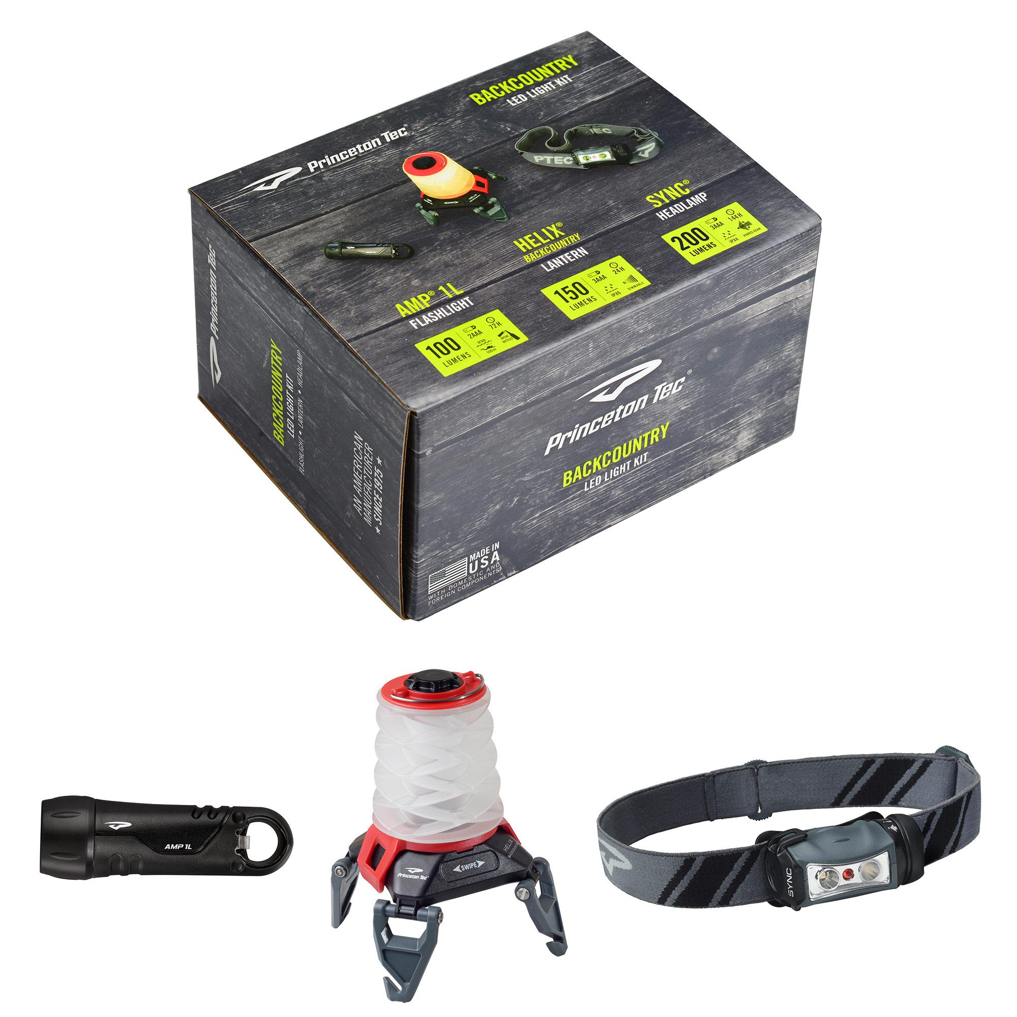 Backcountry LED Light Kit Outlet